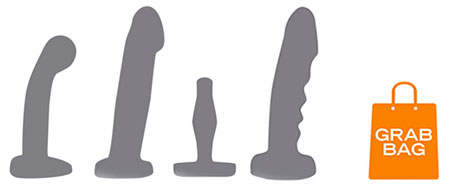 Tantus Grab Bag Sale Banner