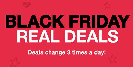 Lovehoney Black Friday Real Deals Banner