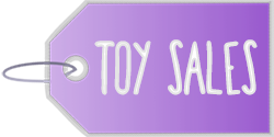 Toy Sales Banner
