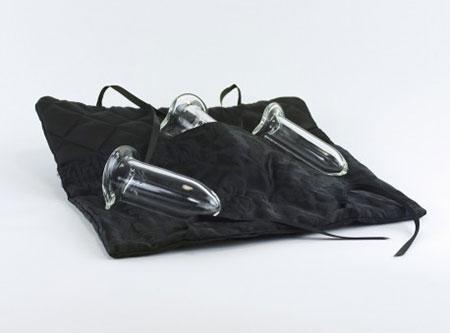 Crystal Delights Pacik Glass Dilators