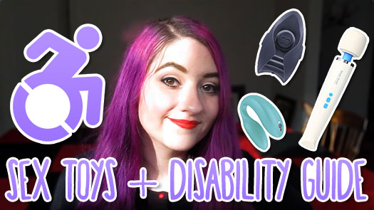 Sex Toys & Disability Guide