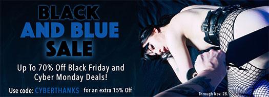 Stockroom Black Friday Sale Banner